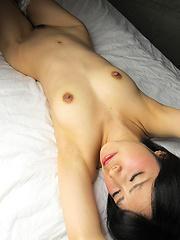 Short hair japan girl Sonoda Ruru playing in dirty oral games