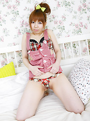 Yuna Akiyama naked