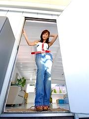 Yui Seto hot Asian model has a perfect shape