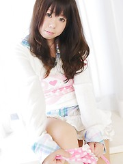 Shaved japanese hole of sweet girl Tomomi Manaka