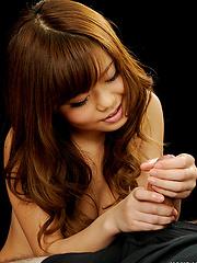 Busty japanese girl Shiraishi Nao