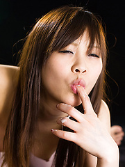 Japanese girl Arisaka Mio