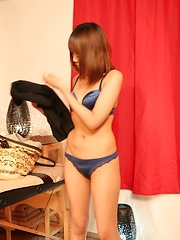 Japanese girl sex massage