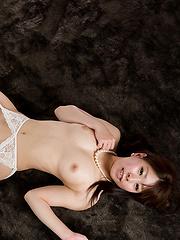 Sakurai Ruru in sexy lingerie