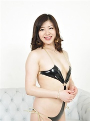 J Ecstasy - Jun Sena in latex