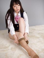 Japanese babe Miyazaki Yuma