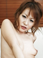 Rika Kurachi Asian takes a shower after is fucked in slit so much