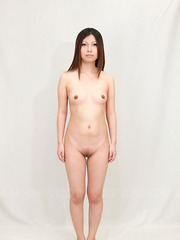 Yuki Kawamoto gets her hairy cunt shaved